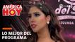 América Hoy: Melissa Paredes molesta tras quedar en sentencia (HOY)