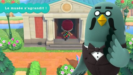 Grosse mise à jour Animal Crossing New Horizons : Robusto arrive bientôt !