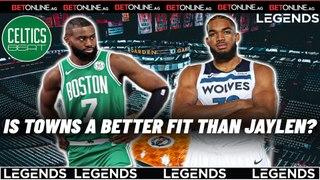 What Celtics Can Gain In Recent Trade Rumors?   Celtics Beat W/Sean Deveney