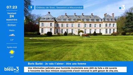 24/09/2021 - Le 6/9 de France Bleu Normandie en vidéo