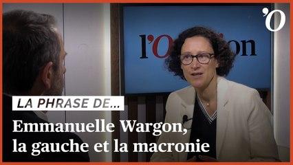 Emmanuelle Wargon: «C'est important que les valeurs de gauche s'expriment dans la majorité présidentielle»