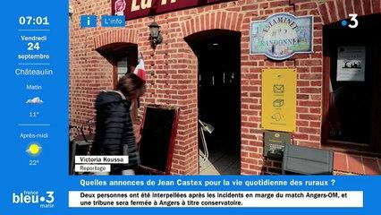 24/09/2021 - Le 6/9 de France Bleu Breizh Izel en vidéo