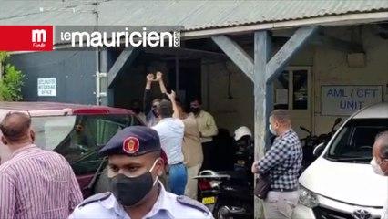 Manif contre le Premier ministre devant le Parlement : l'activiste Ivann Bibi arrêté par le CCID