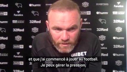 Wayne Rooney se paye le propriétaire de Derby County