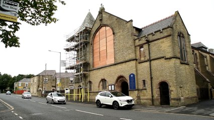 Challenge to raise £10,000 to help fund restoration project at St Catherine's Church, Burnley