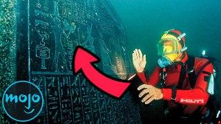 Top 10 Sunken Treasure Discoveries