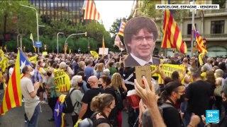Catalogne : les indépendantistes demandent la libération immédiate de Carles Puigdemont