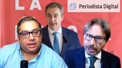 ¿Fue Zapatero un buen presidente? Guerra entre Fran Simón y Ricardo Martín