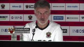8e j. - Galtier sur les penalties ratés par Gouiri :