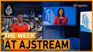 Bonus Edition: UNGA Special with Melissa Fleming | The Stream