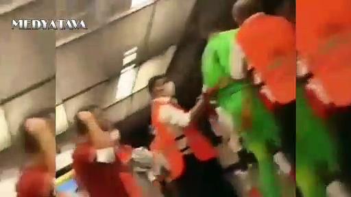 Muslera, Alanyaspor mağlubiyeti sonrası rakip takım oyuncularına saldırdı