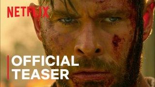 Extraction 2 - teaser - Chris Hemsworth Netflix
