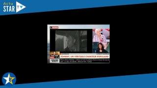 Mort de Johnny Hallyday : Line Renaud craque en direct et pleure son