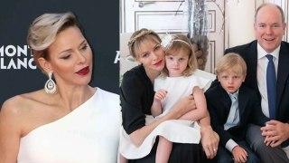 Charlène de Monaco, se bat sans faille malgré sa maladie, le Prince Albert II très fier de sa femme