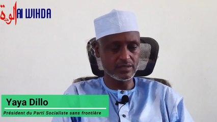 """Tchad : """"En quatre mois, je crois que le processus est un échec"""", estime Yaya Dillo"""