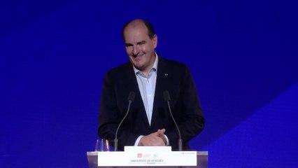 Discours de Jean Castex, Premier ministre - UR2021