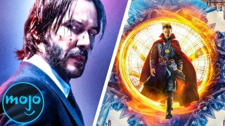 Top 10 Anticipated Movies of 2022