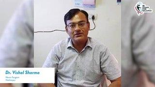 Dr Vishal Sharma – Cervicogenic Vertigo