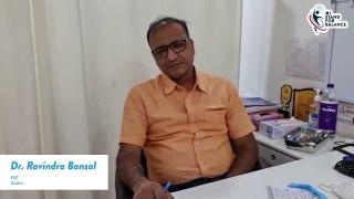 Dr Ravindra Bansal– Vertigo and Ear-What is connection ?
