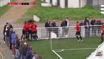 U19. AVRANCHES / SRFC (2-3) : les buts de la rencontre