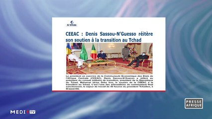 Presse Afrique - 27/09/2021