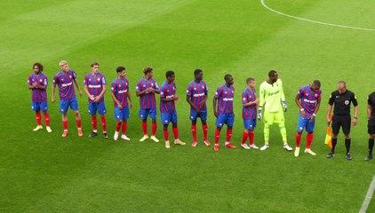 N2(J8) : Les buts Caennais lors de SMCaen 2-5 FC Rouen