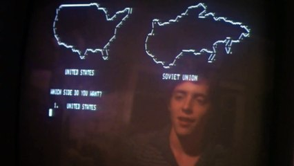 WARGAMES Clip - -Play a Game-- (1983) Matthew Broderick