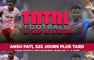 Total Football : Fati le revenant, Nkunku bouillant