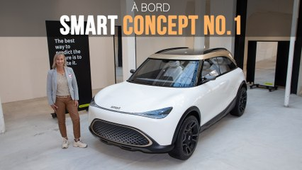 A Bord de la Smart Concept No.1 (2021)