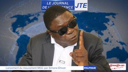 JTE/ Lancement du mouvement MGC par Simone Ehivet, Gbi prévient le Fpi