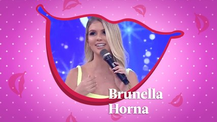 "En Boca de Todos: Brunella Horna cantó ""La borrachita"" de Corazón Serrano"
