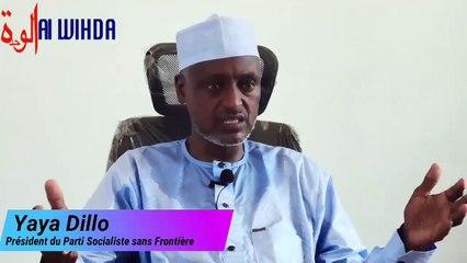 Tchad : Wakit Tamma à la table du dialogue, qu'en pense Yaya Dillo ?