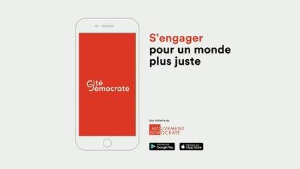 Cité Démocrate, l'application - UR2021