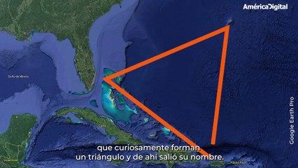 ¿Qué pasa realmente en el Triángulo de las Bermudas?