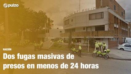 Alerta por fuga de presos en Bogotá y Soacha   Pulzo