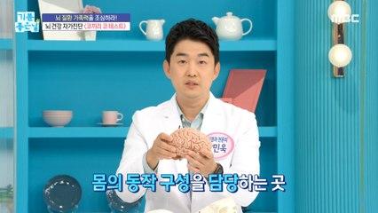 [HEALTHY] Brain Health Self-diagnosis , 기분 좋은 날 210928