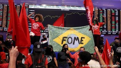 Brazil struggling with rising inflation