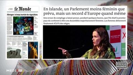 Presse Monde - 28/09/2021