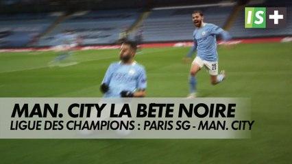 Manchester City la bête noir du Paris SG