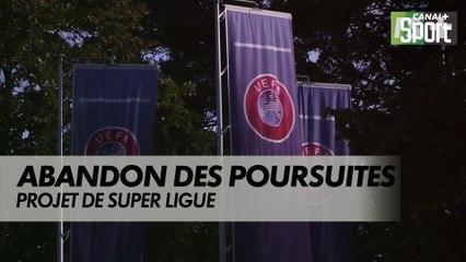 L'UEFA abandonne ses poursuites contre le Barça, la Juventus et le Real Madrid