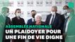 """Depuis l'Assemblée, Line Renaud plaide pour la """"liberté ultime"""" de """"mourir dans la dignité"""""""