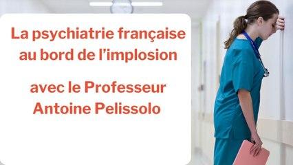 La psychiatrie française au bord de l'implosion