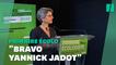 Le discours Sandrine Rousseau, la candidate écoféministe battue par Yannick Jadot