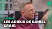 Daniel Craig a dit au revoir à James Bond dans un costume rose