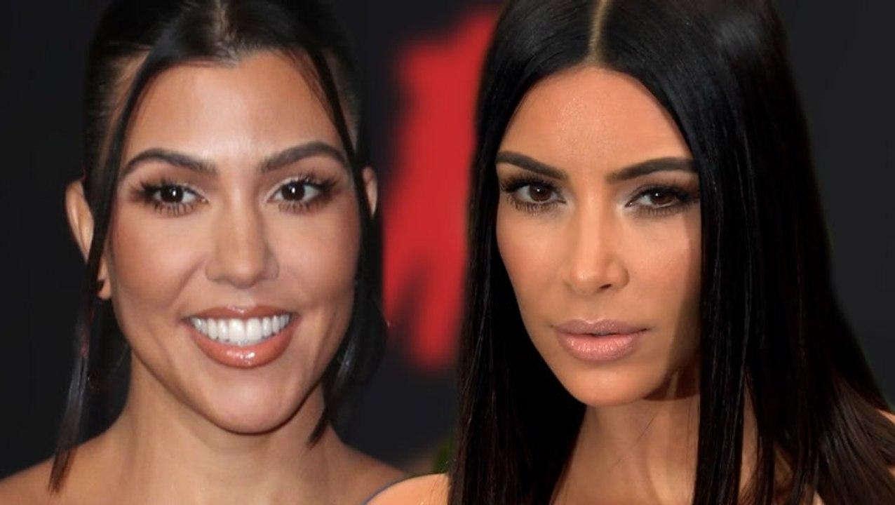 Kim Kardashian Calls Kourtney A 'Bad Influence'