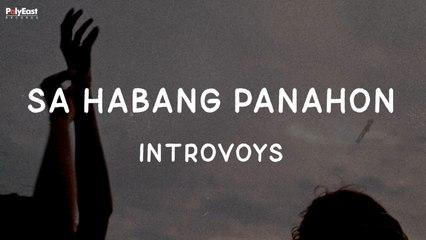 Introvoys - Sa Habang Panahon (Official Lyric Video)