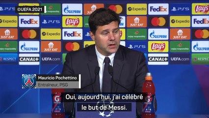Mauricio Pochettino raconte comment il a vécu le but de Lionel Messi