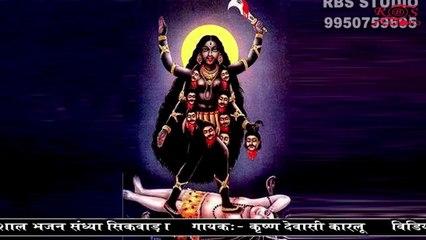 Garba 2021 || New Latest Gujarati Garba 2021 || कालका माता गरबा || Krishna Dewasi Karlu (Live) || Garba Songs