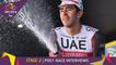 Il Giro di Sicilia EOLO 2021   Stage 2   Molano Benavides Interview post race