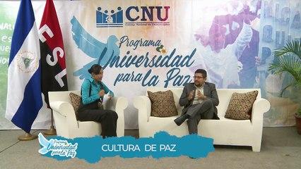 Universidad para la Paz - Cultura de Paz.